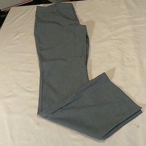 Ann Taylor factory size 4 curvey trousers